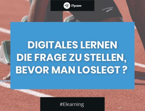 Digitales Lernen: die Fragen, die man sich vor dem Start stellen muss