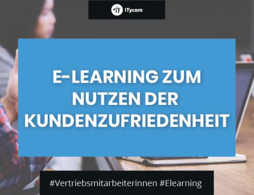 E-Learning zum Nutzen der Kundenzufriedenheit