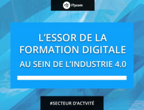 L'essor de la formation digitale au sein de l'Industrie 4.0