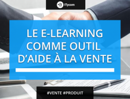 Le e-Learning comme outil d'aide à la vente