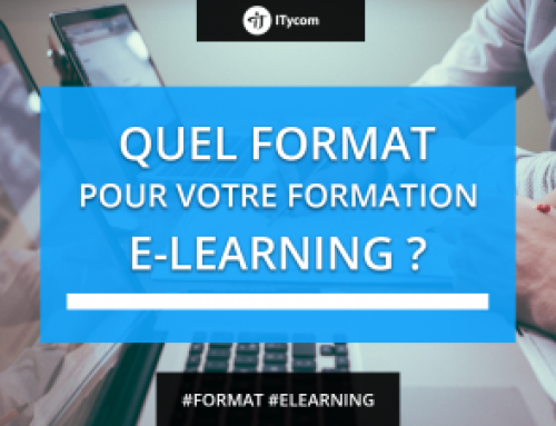 Quel format pour votre formation e-Learning ?