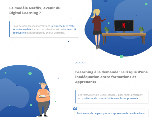 Le modèle Netflix, l'avenir du Digital Learning