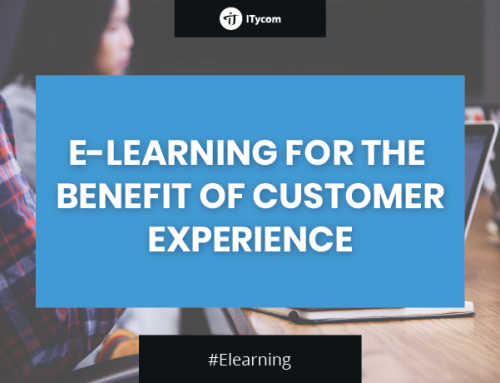 e-Learning for the benefit of customer experience