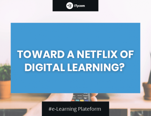What if the Netflix model was the future of Digital Learning ?