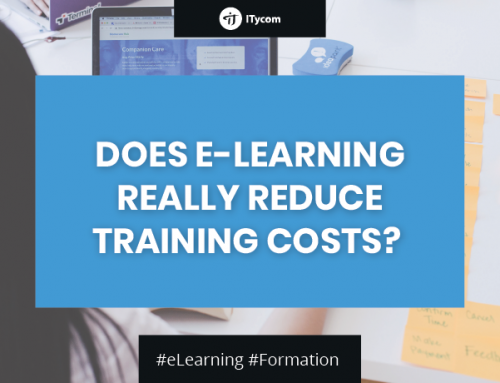 Does e-Learning really reduce training costs ?