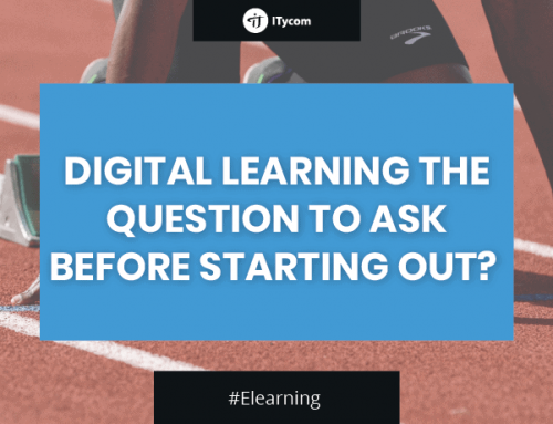 Digital Learning: the questions to ask before starting out