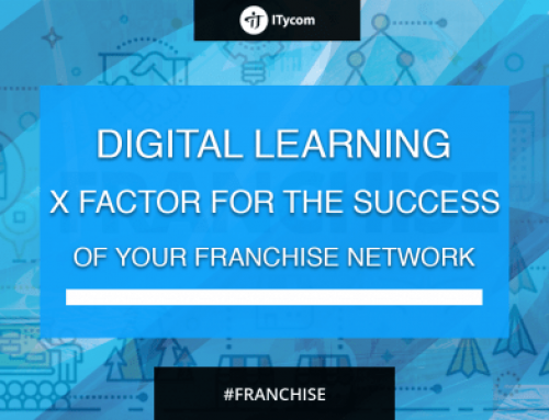 Digital Learning: X Factor for the success of your franchise network?