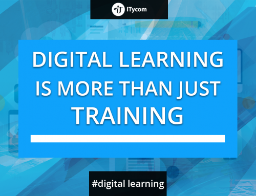 Digital Learning is more than just training