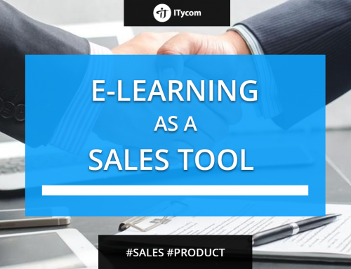 Sales techniques and in-store product training: e-Learning as a sales tool