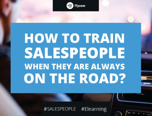 How to Train Salespeople When They Are Always on the Road