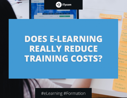 Does e-Learning really reduce training costs?