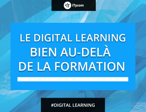 Le Digital Learning ne se résume pas à la formation