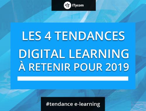 Les 4 tendances du Digital Learning à retenir en 2019 !
