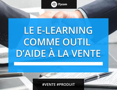 Techniques de vente et formation produit en magasin : le e-Learning comme outil d'aide à la vente