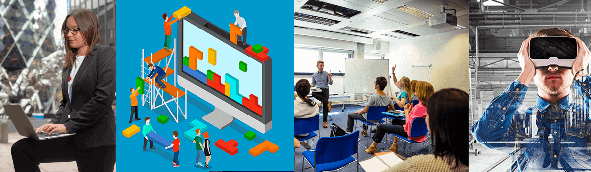 Le digital Learning offre une large palette de formation Digital Learning